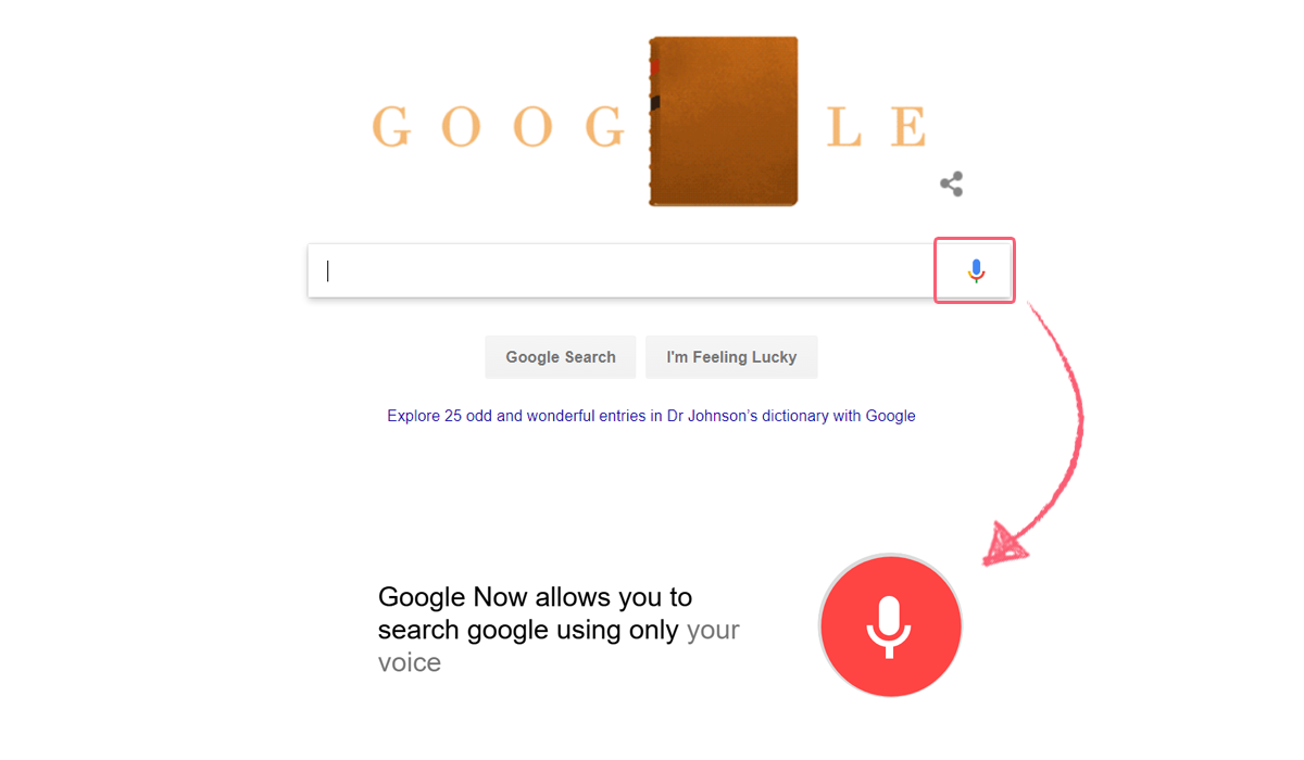 dictation software - google now