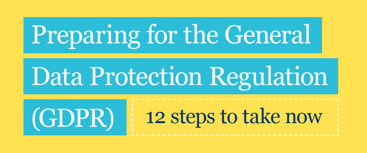 gdpr compliance checklist image