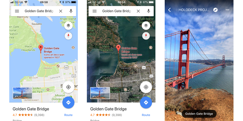 best mobile apps for business - google maps