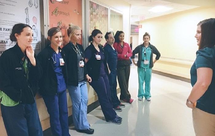 process implementation toyota nurses