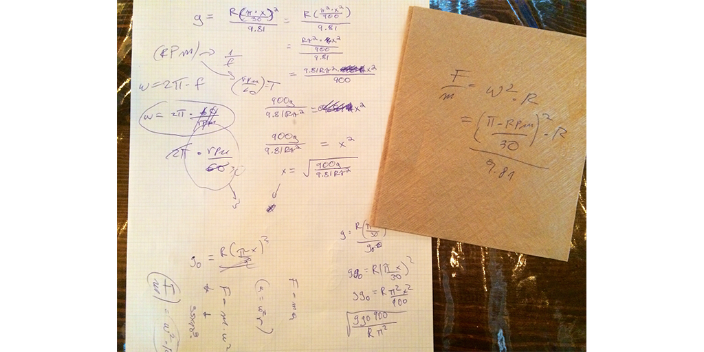 little's law - napkin calculations