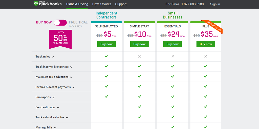 xero vs quickbooks vs freshbooks best accounting software - quickbooks pricing