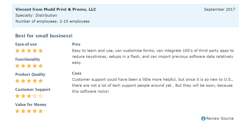 Freshbooks Choose Import