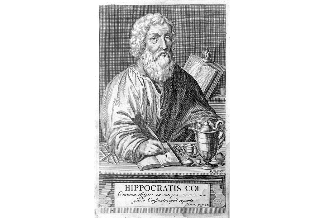 hippocrates humoral theory