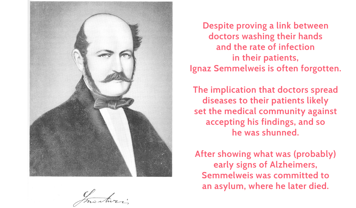 semmelweis wash hands