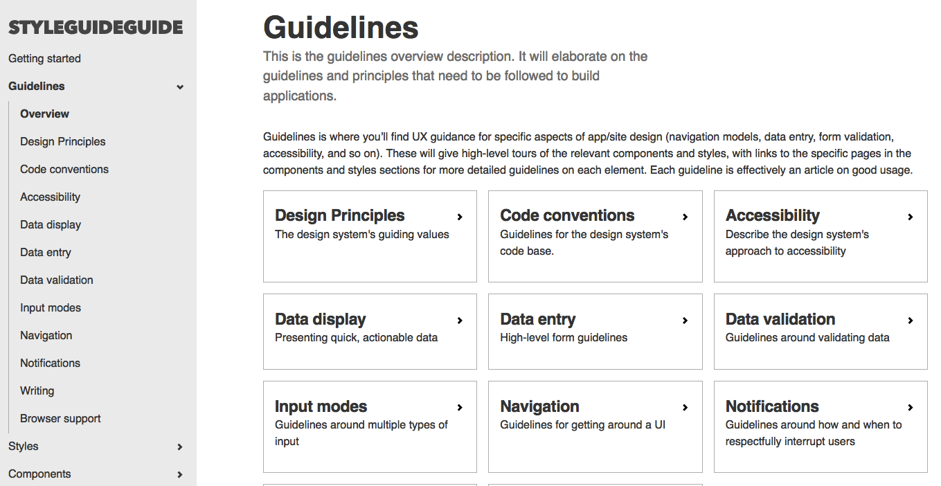 How To Create A Style Guide To Improve Business Consistency With 8