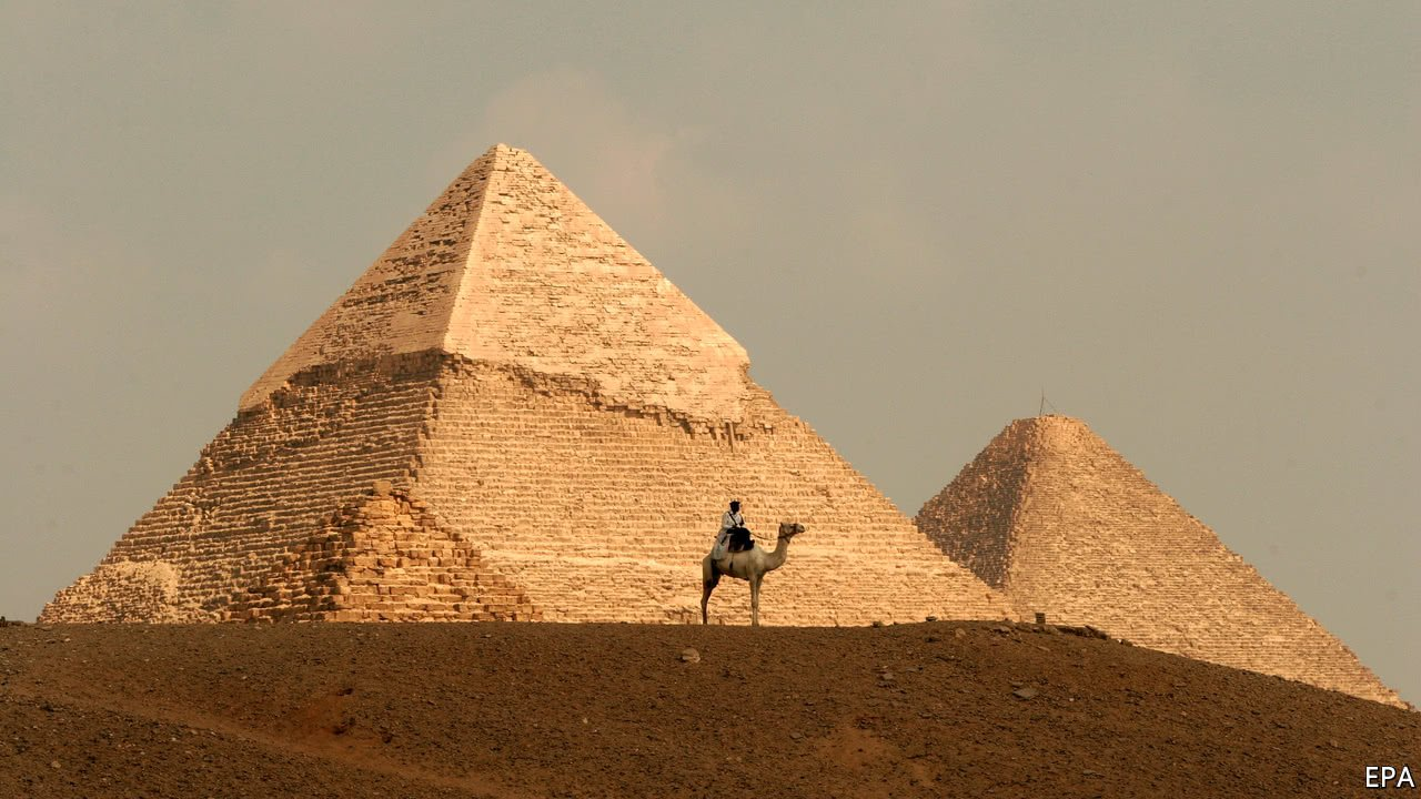 a discussion of how the pyramids were built My own personal theory is that joseph built the pyramids to store grain carson reiterated to cbs news that the pyramids were made in a way that they had.