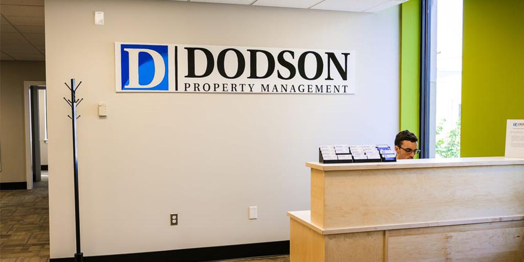 dodson property management processes