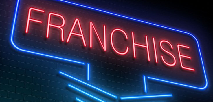 how does a franchise work franchise neon
