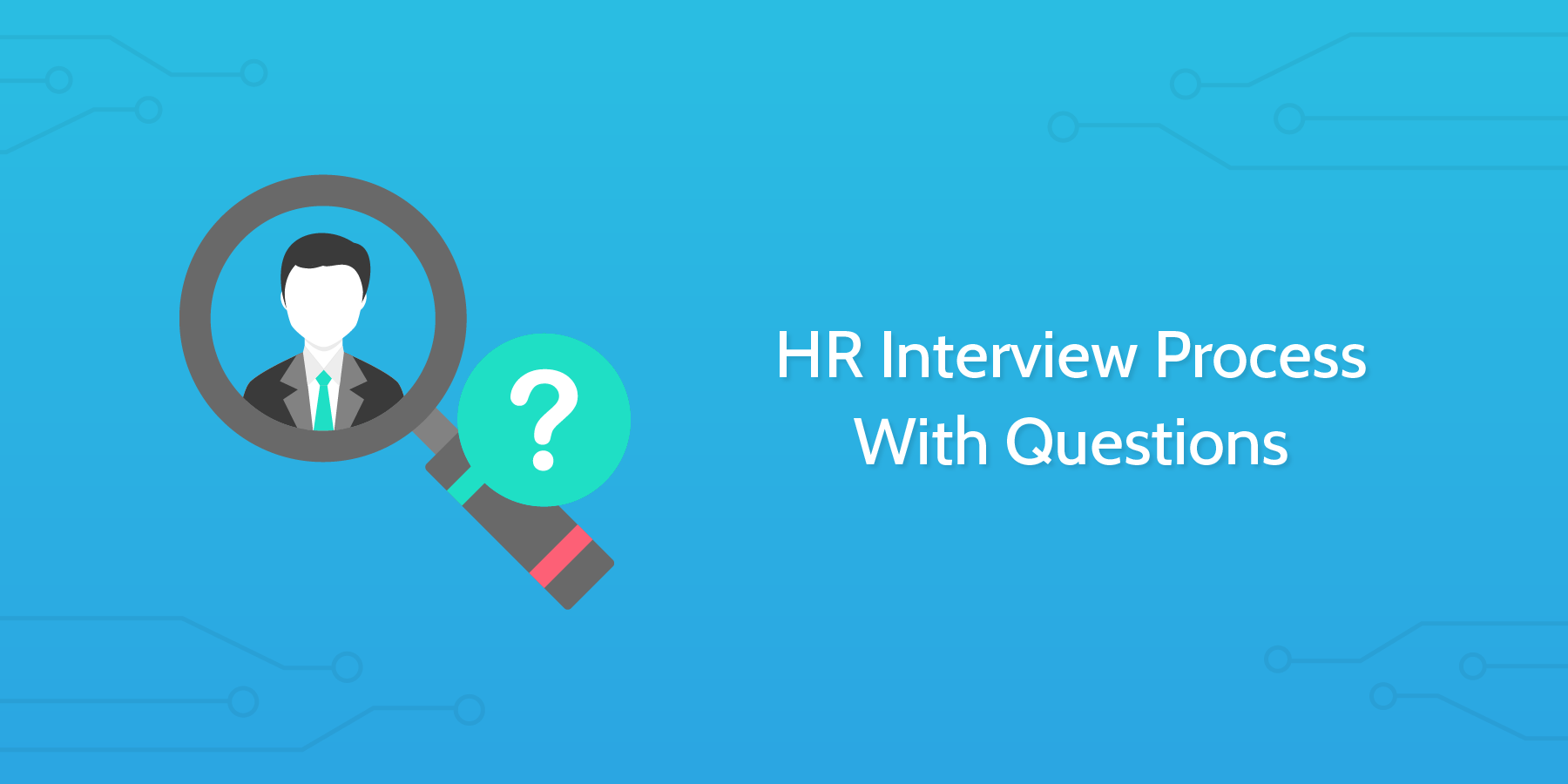how to conduct an interview hr interview questions