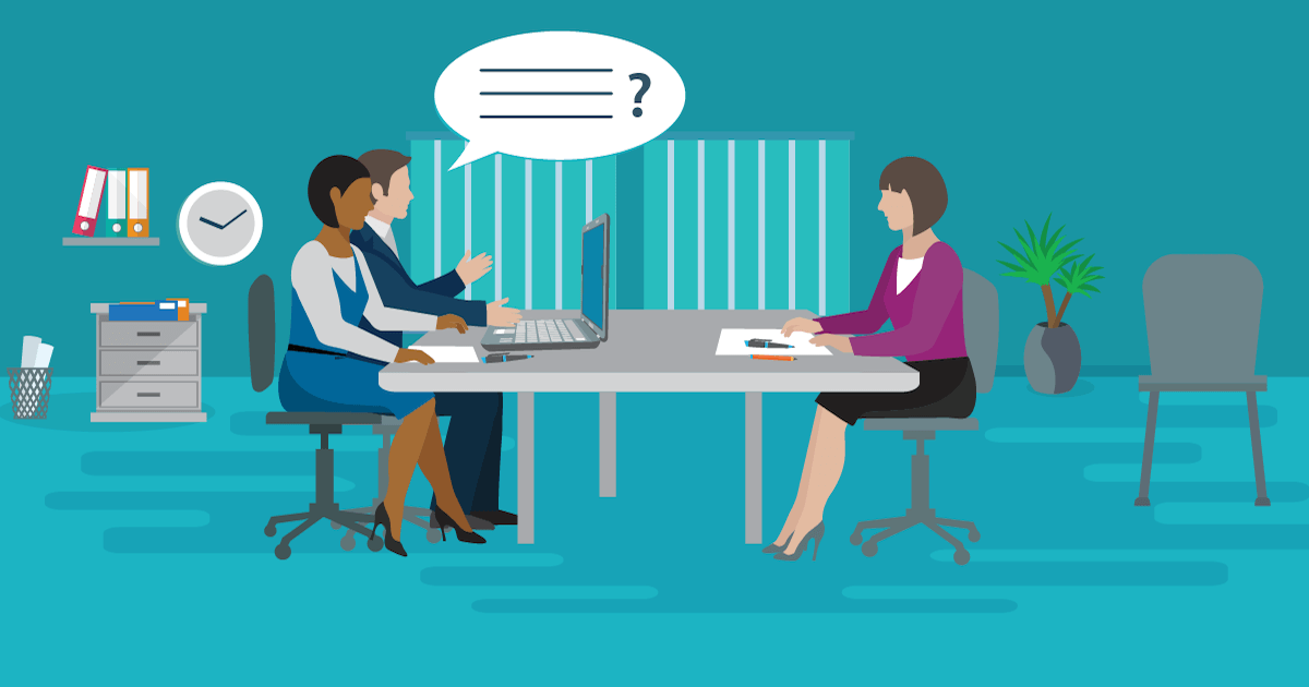 how to conduct an interview questions