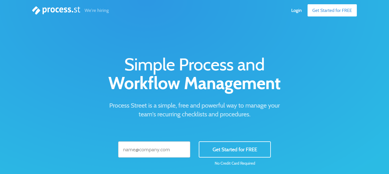 nintex alternatives process street