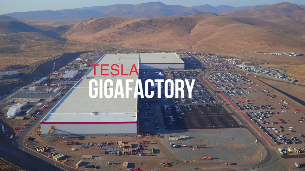 production systems gigafactory