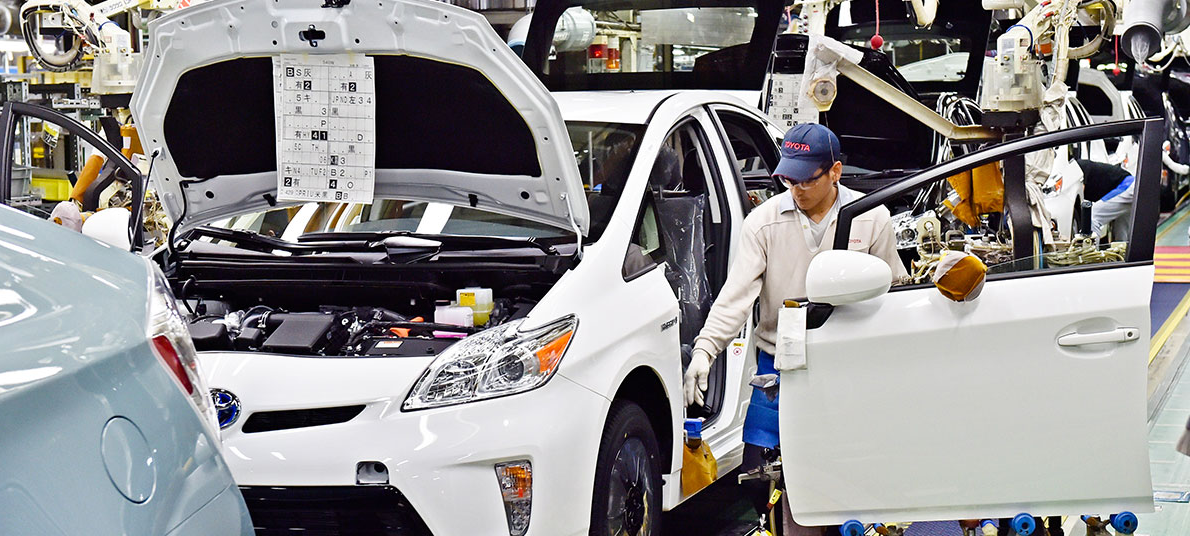 production systems toyota