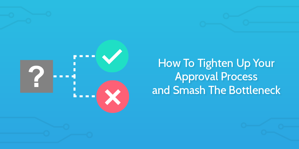 approval process header