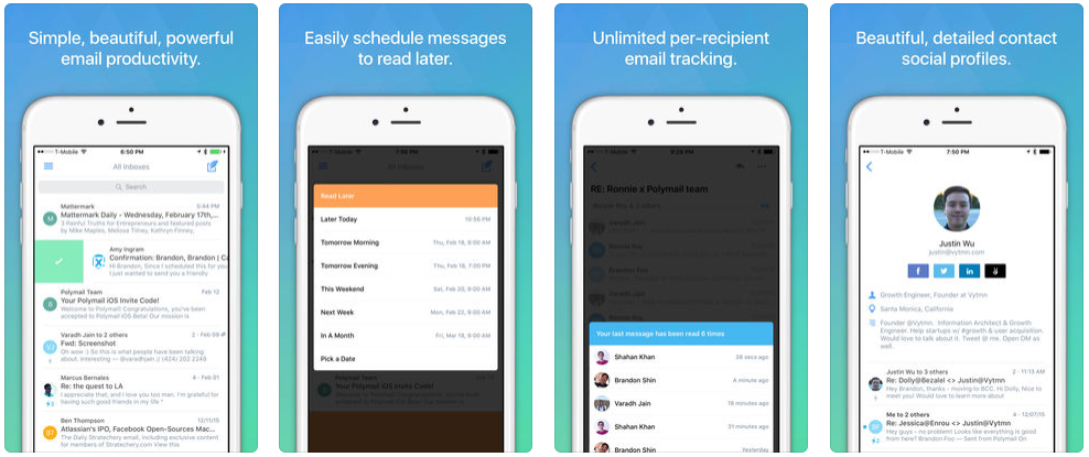 What is the Best Email App for iPhone? 13 Apps Battle it Out