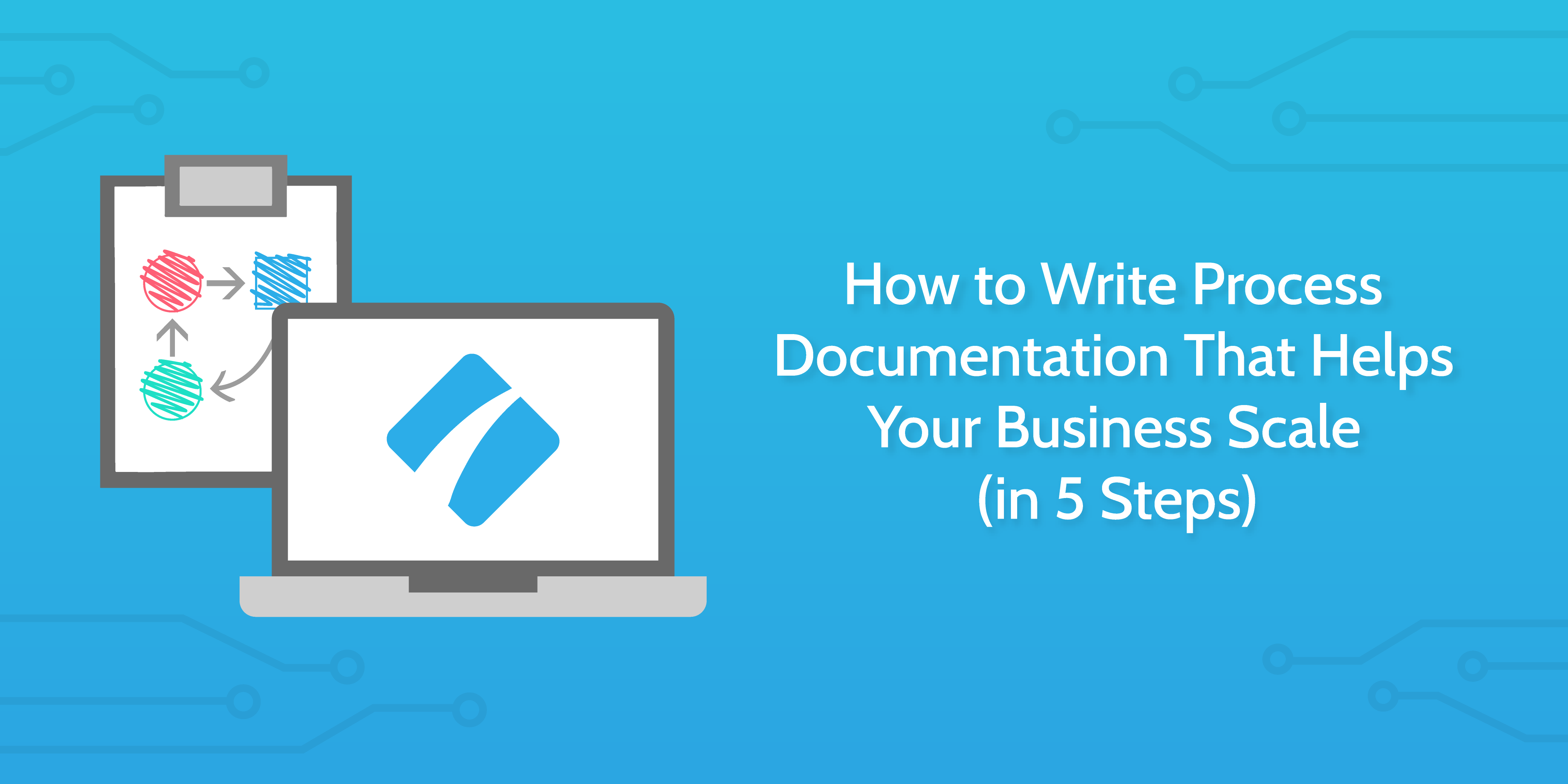 How To Write Process Documentation That Helps Your Business Scale - How to write a business process