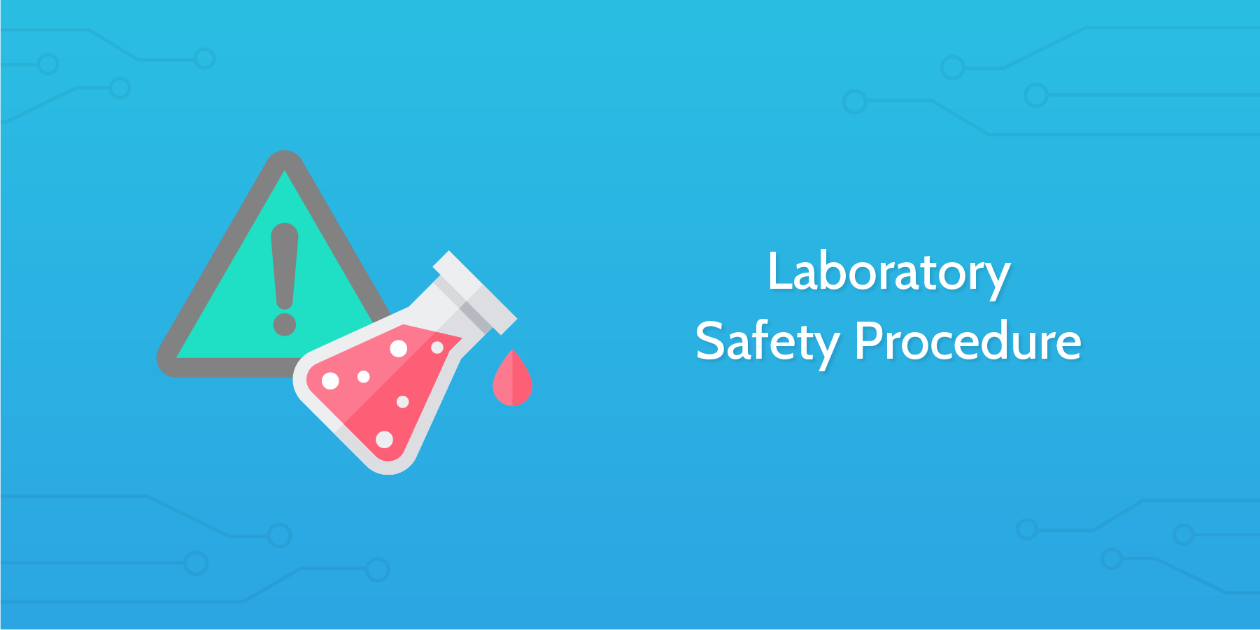 school checklists laboratory safety procedure