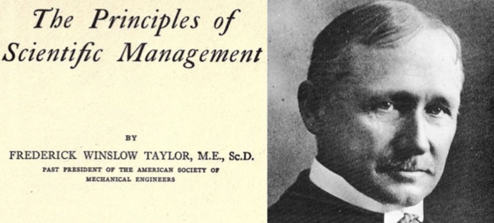 limitations of scientific management theory by frederick taylor