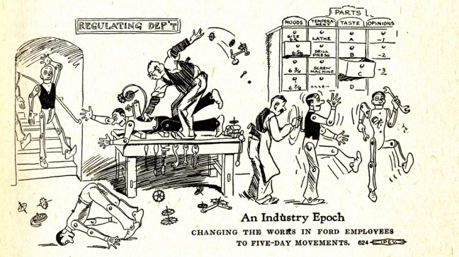 taylorism industry epoch