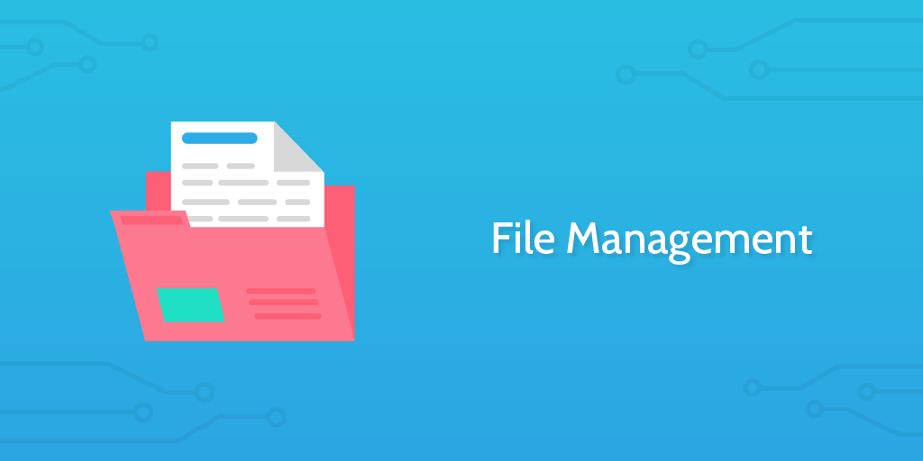 process automation - file management