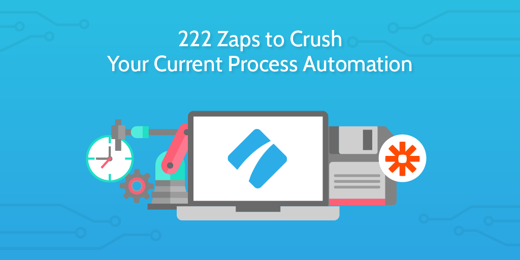 process automation - 222 zap header