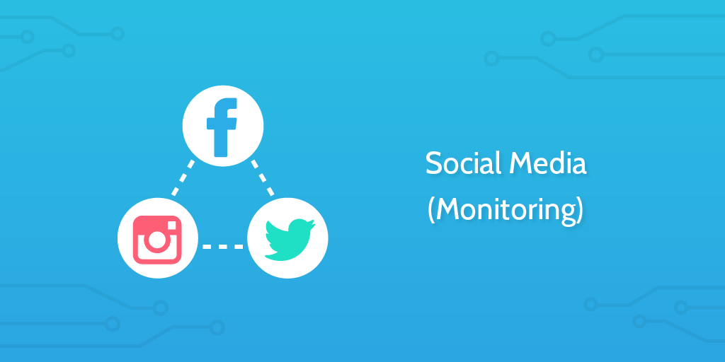 process automation - social media monitoring