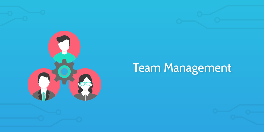 process automation - team management