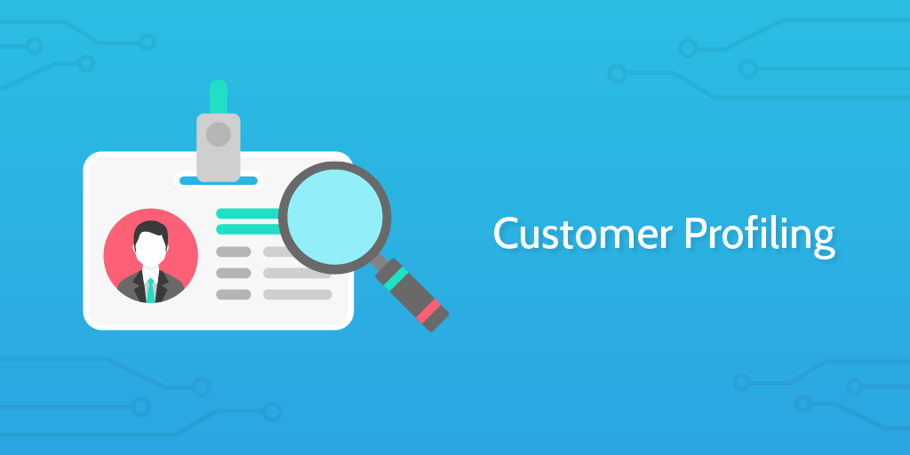 Customer profiling - header