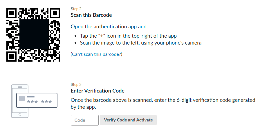 final two factor authentication slack scan qr full