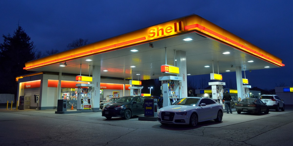 gas station human error