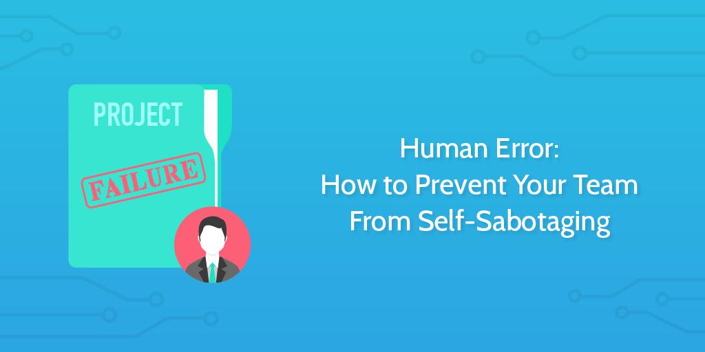 human error header