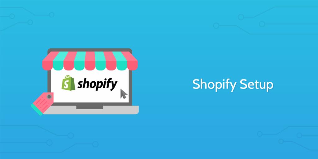 shopify setup