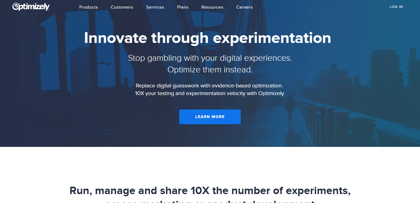 user onboarding optimizely