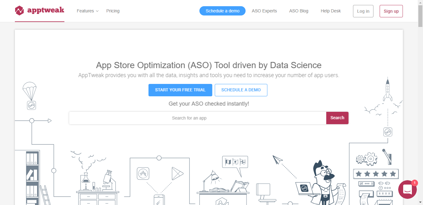 what is aso app optimization apptweak
