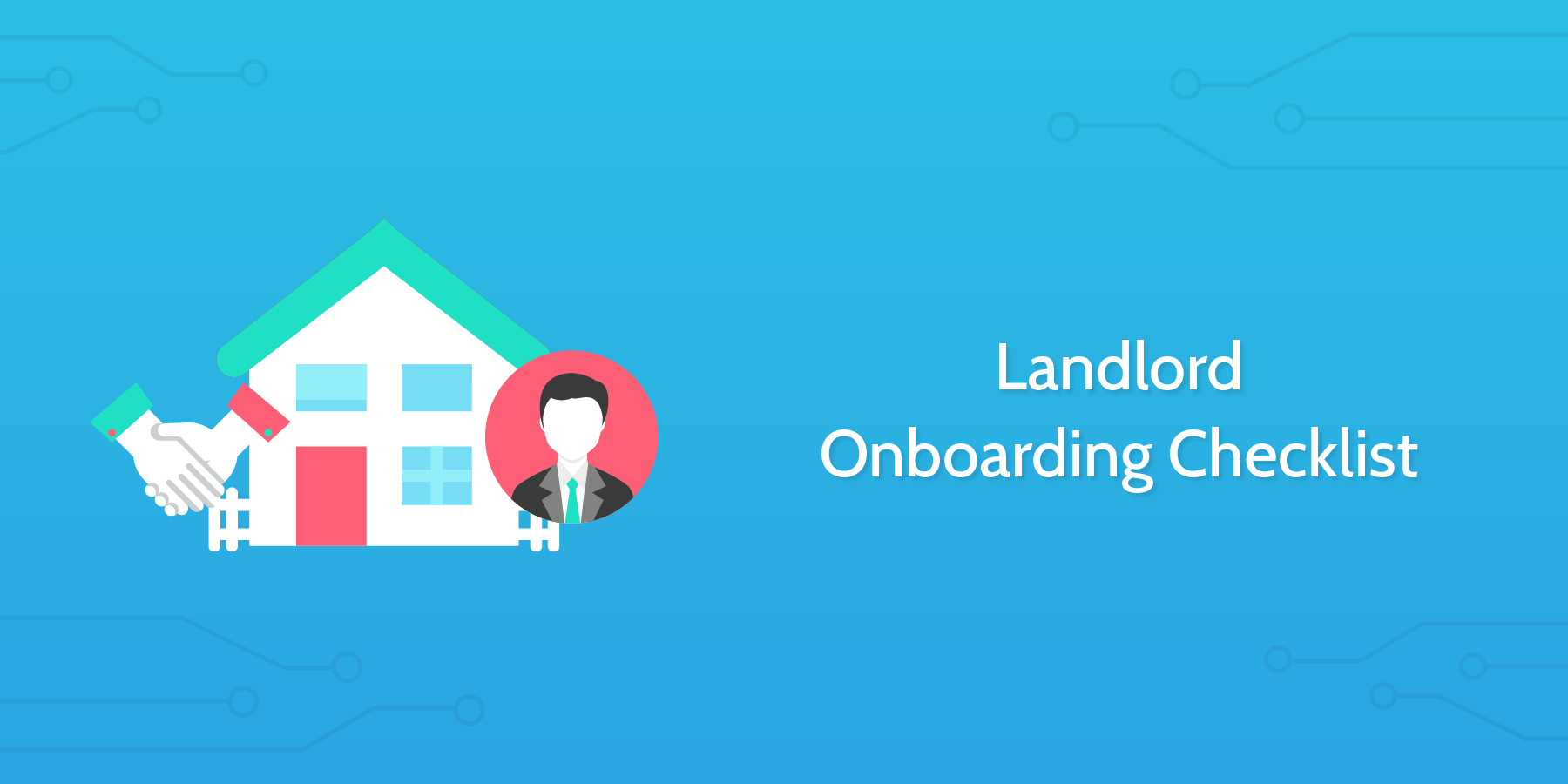 landlord onboarding checklist