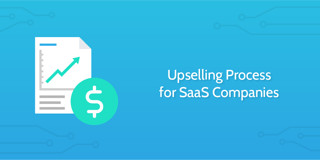 upselling process for saas companies
