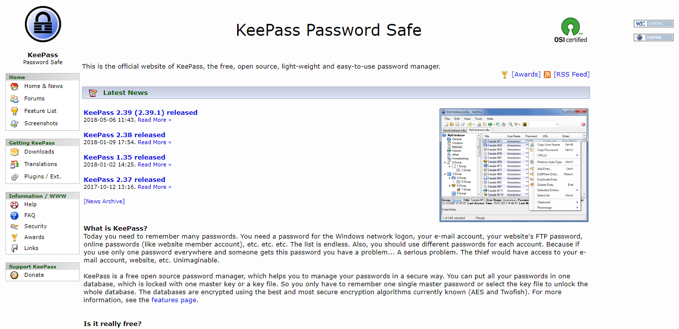 1password vs lastpass keepass