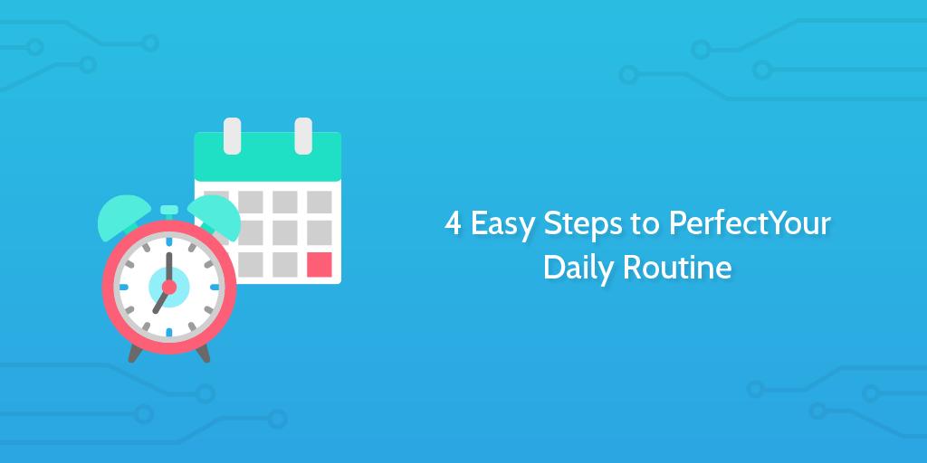 Daily Routine - Header