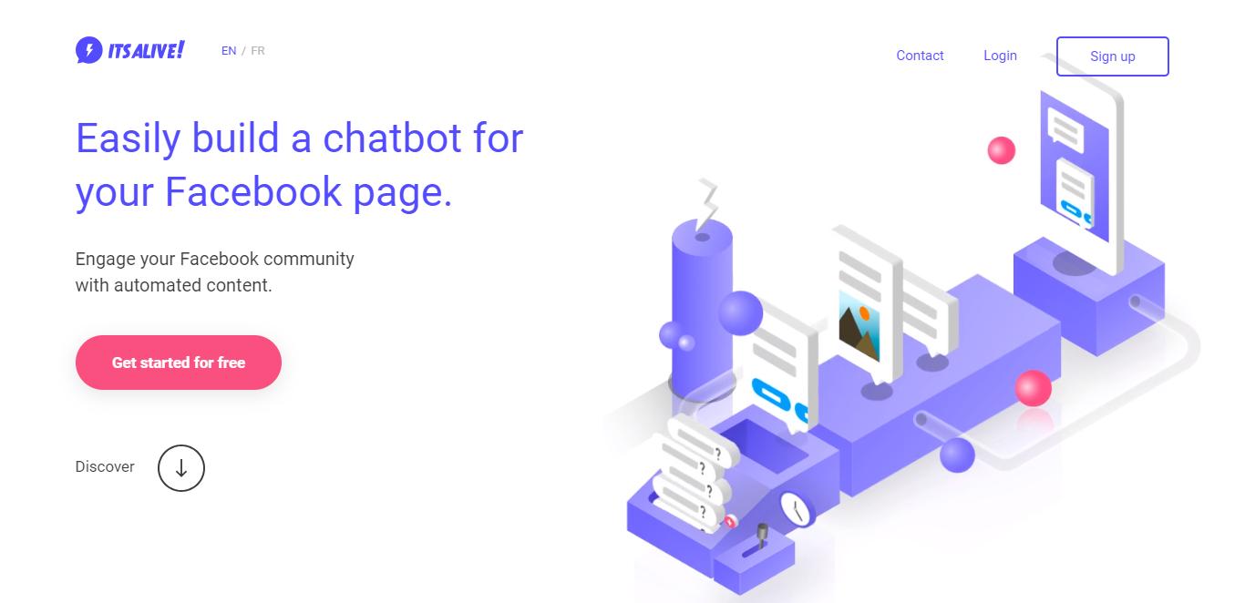 best chatbots its alive