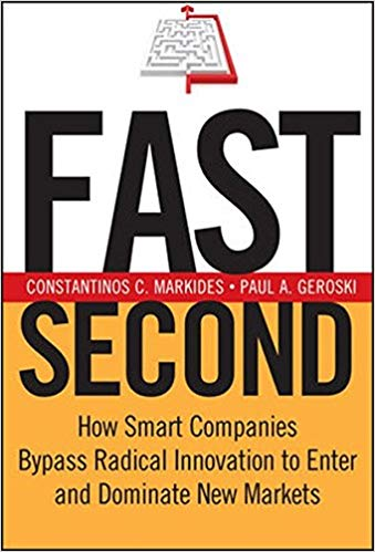 best sales books Fast Second