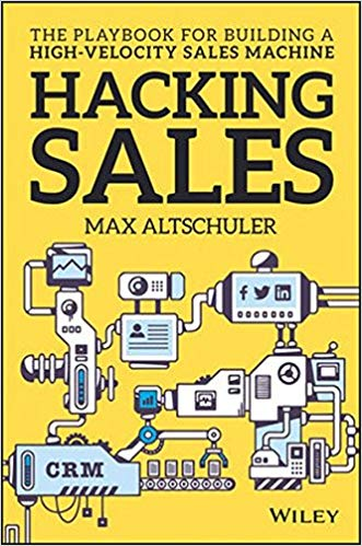 best sales books Hacking Sales