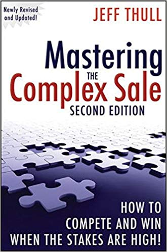 best sales books Mastering the Complex Sale