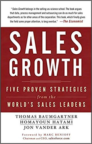 best sales books Sales Growth Five Proven Strategies from the World's Sales Leaders