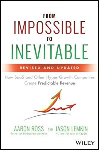 best sales books from impossible to inevitable