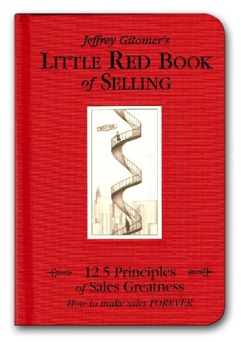 best sales books little red book of selling