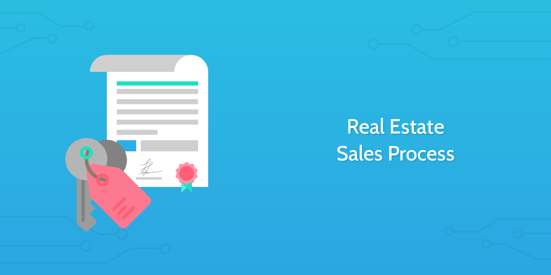 Real Estate Sales Process | Process Street