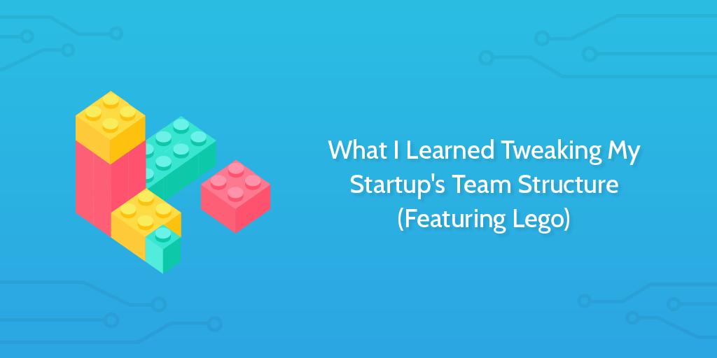 startup team structure