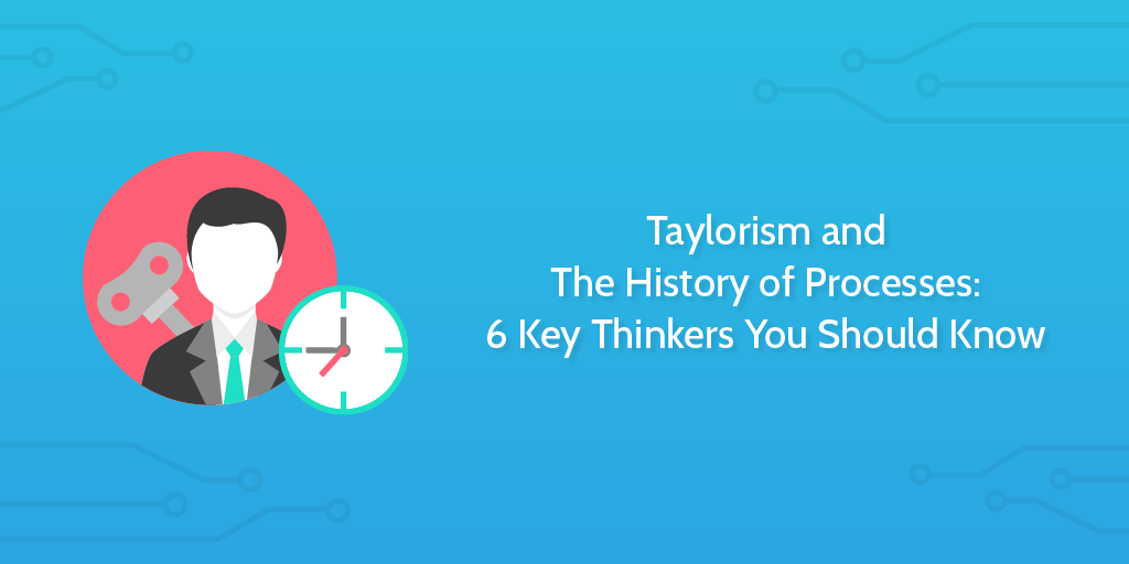 six sigma principles taylorism