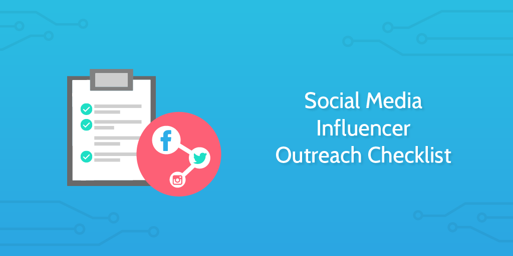 social media outreach